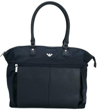 Emporio Armani Kids chic changing bag