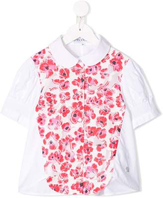 Simonetta floral print shirt