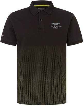 Hackett Honeycomb Polo Shirt