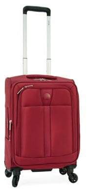 Delsey Maloti 21.5-Inch Carry-On Spinner Suitcase