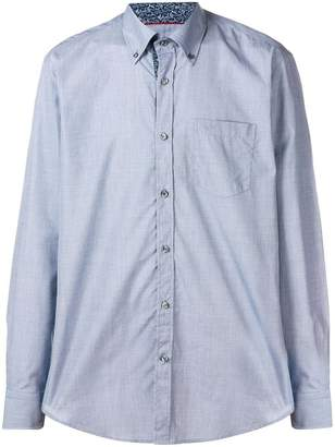 Paul & Shark classic plain shirt