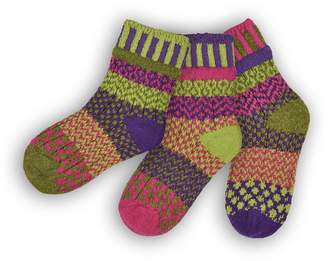 Solmate Socks Solmate Socks, Mismatched Kids Socks, A Pair with a Spare, Small