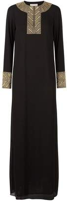 MICHAEL Michael Kors Embellished Kaftan Dress