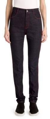 Stella McCartney High-Waist Skinny Jeans