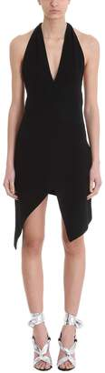 IRO Ekioti Black Crepe Dress