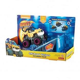 Blaze Off-Road Truck - Stripes Children Toy Fun Play Vehicle