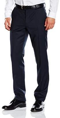 Esprit Men's NOOS Suit Pants Straight Suit Trousers,(Manufacturer Size:44)