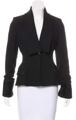 Christian Lacroix Wool-Blend Jacket
