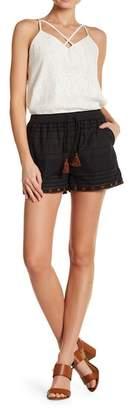 Always & Forever Trim Stripped Shorts