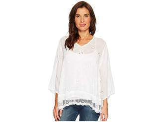 Johnny Was Charming Tunic Women's Blouse