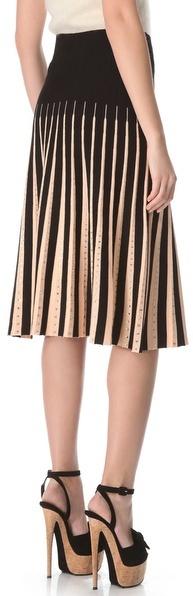 Sonia Rykiel Skirt with Crystals