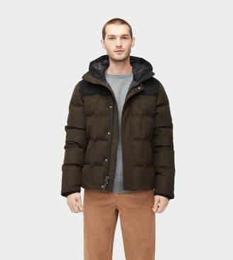 UGG Cadin Hip-Length Wool Parka