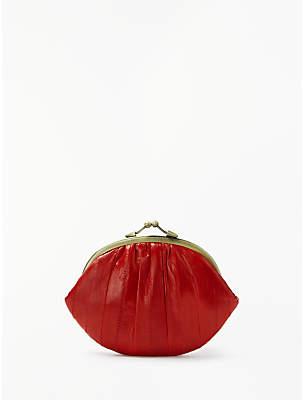 Becksöndergaard Granny Clutch Bag, Red