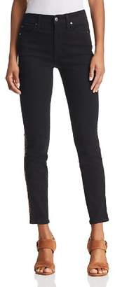 Joe's Jeans Charlie High Rise Skinny Ankle Jeans in Natasha - 100% Exclusive