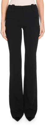 Altuzarra High-Waist Flare Pants