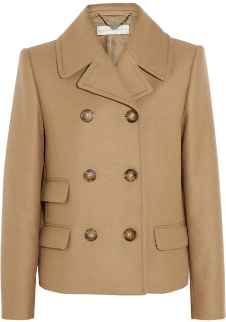 Stella McCartney Colette wool-blend jacket