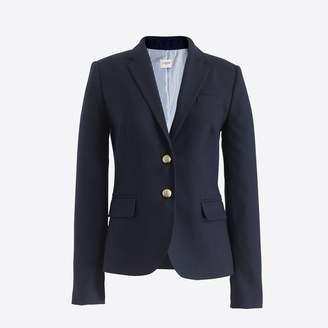 J.Crew Factory Petite schoolboy blazer
