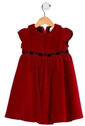 Florence Eiseman Girls' Velvet Dress