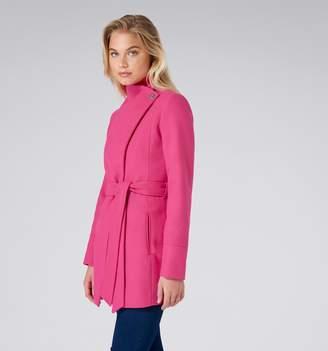 Forever New Tala Wrap Coat