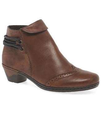 3d309db3fa1 Brogue Ankle Boots Women - ShopStyle UK