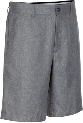 Greg Norman for Tasso Elba Men's Rapidry Heathered Shorts $55 thestylecure.com