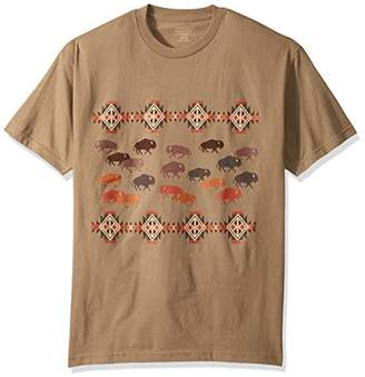 Pendleton Men's Short Sleeve Prairie Rush Hour T-Shirt