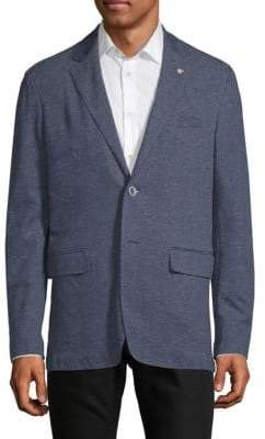 Canali Slim-Fit Jersey Sportcoat