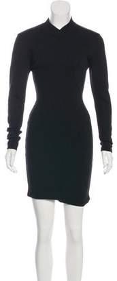Alaia Mini Bodycon Dress