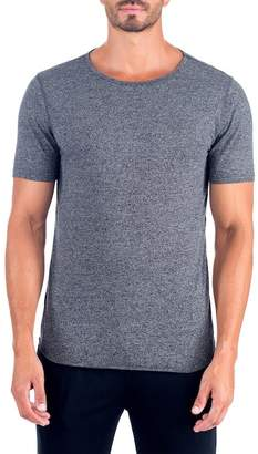 Unsimply Stitched Super Soft Relaxed Neck Short Sleeve Lounge Tee