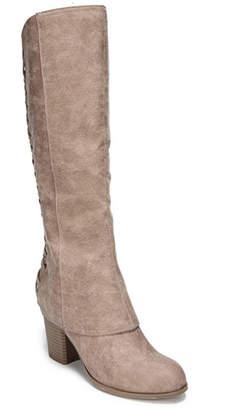 Fergalicious Tootsie Stacked Heel Tall Boot