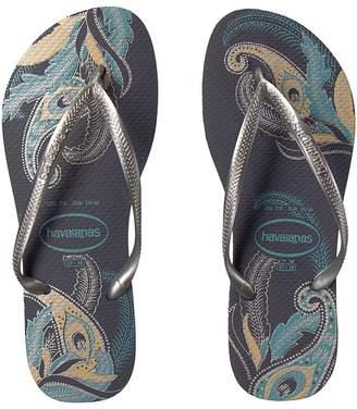 Havaianas Slim Organic Flip Flops Women's Sandals