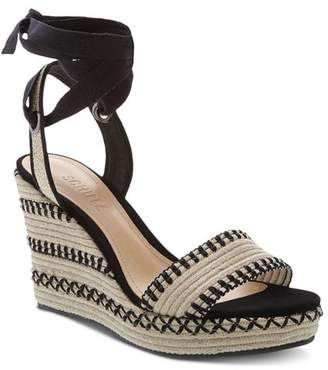 Schutz Women's Electra High-Heel Wedge Sandals