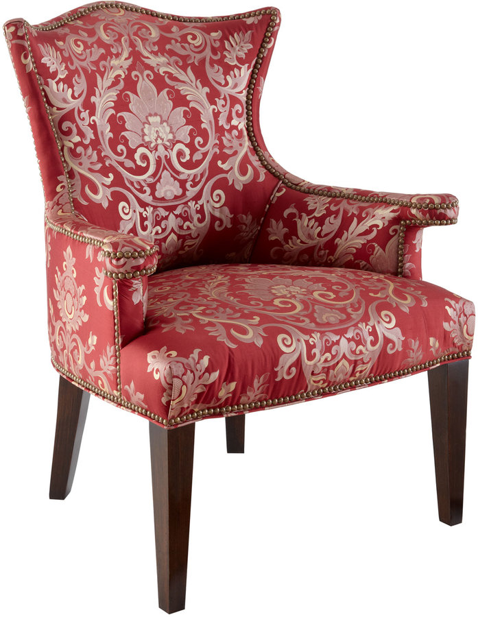 "Zimmermann Jeff Zimmerman Collection by Key City ""Amsbury"" Armchair"
