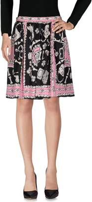 Moschino Cheap & Chic MOSCHINO CHEAP AND CHIC Knee length skirts - Item 35335420OL
