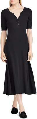 Lauren Ralph Lauren Knit Midi Dress