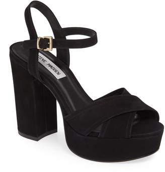 d1b7456242a Steve Madden Chunky Platform Women s Sandals - ShopStyle