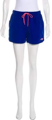 The North Face Mid-Rise Mini Shorts