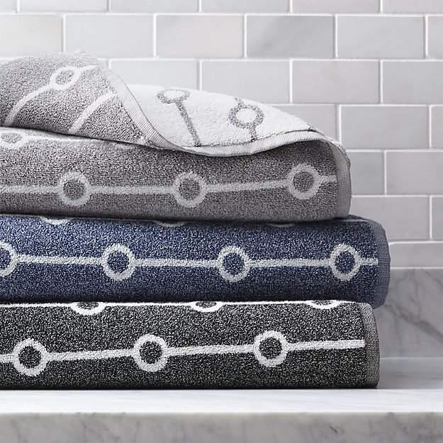 Octave Bath Towels