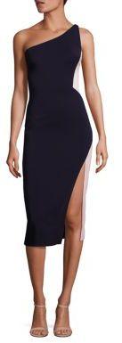 Cushnie et Ochs One Shoulder Dress $1,395 thestylecure.com