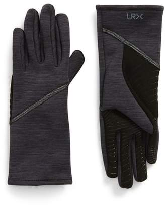 URBAN RESEARCH Seamed Stretch Tech Gloves