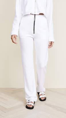 Cotton Citizen The Manhattan High Waisted Trousers