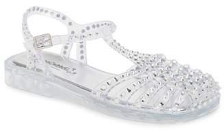 Jeffrey Campbell Gelly Embellished Sandal (Women)
