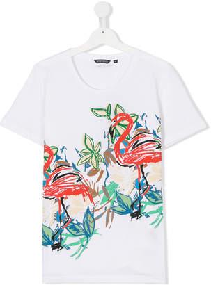 Antony Morato Junior TEEN tropical print T-shirt