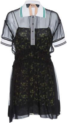 N°21 N 21 Anna Collared Dress