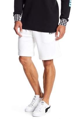 Puma Logo Tower Shorts