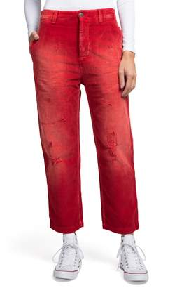 PRPS Monte Carlo Distressed Cotton Corduroy Pants