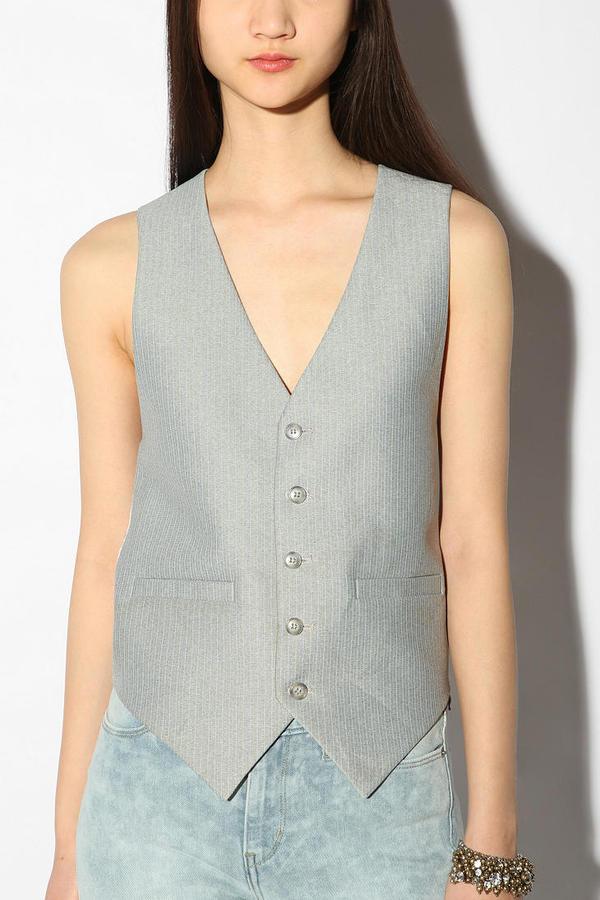 Urban Renewal Vintage Menswear Vest