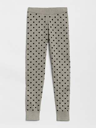 Gap Dot Sweater Leggings