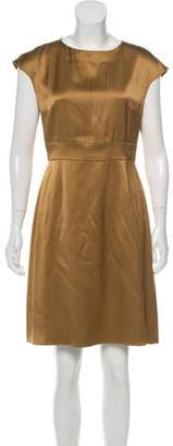 Chanel Paris-Shanghai Silk Dress