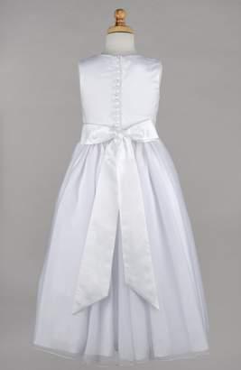 Ralph Lauren Marie Beaded First Communion Dress